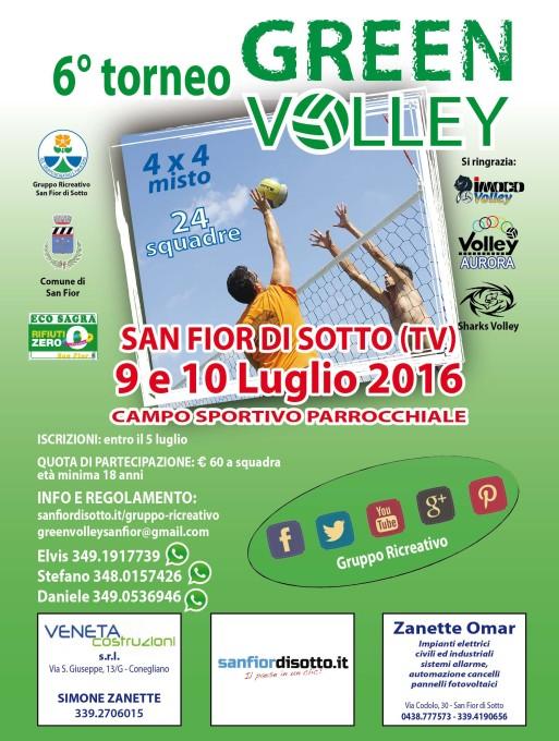 nuovo retro volley 2016